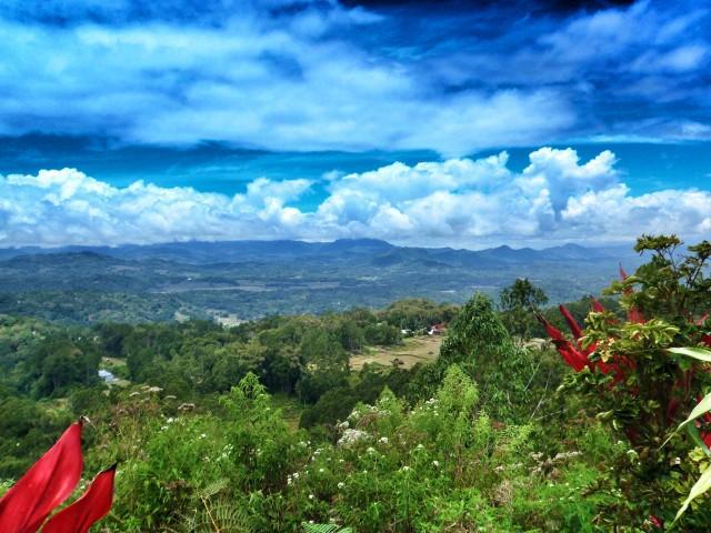 Toraja : Objek Wisata Batutumonga